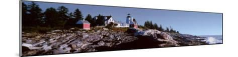 Pemaquid Point Light--Mounted Art Print