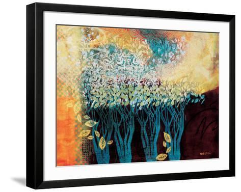 My Grandmother's Orchard-Valerie Willson-Framed Art Print