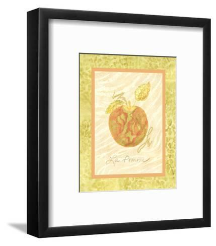 La Pomme-Nancy Slocum-Framed Art Print