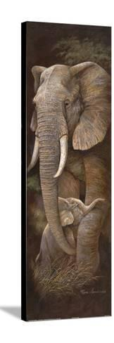 Protective Care-Ruane Manning-Stretched Canvas Print