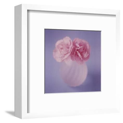 Carnations-Masao Ota-Framed Art Print