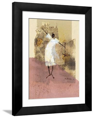 Ramata-Charlotte Derain-Framed Art Print