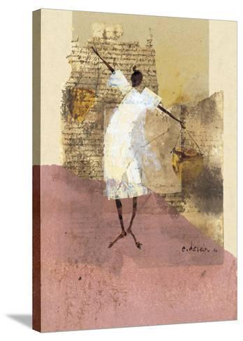 Ramata-Charlotte Derain-Stretched Canvas Print