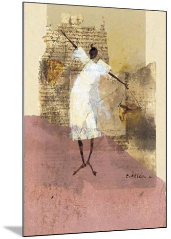 Ramata-Charlotte Derain-Mounted Art Print