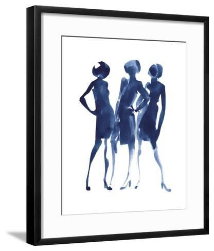Three Women's-Aurore De La Morinerie-Framed Art Print