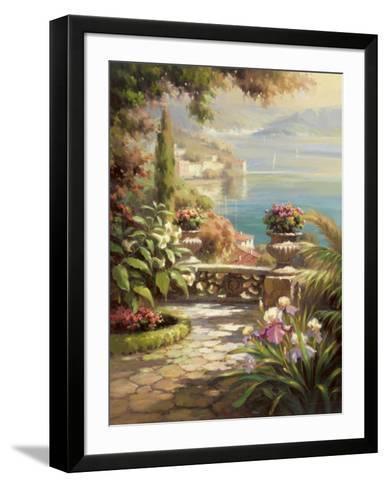Terrazzo I-Roberto Lombardi-Framed Art Print