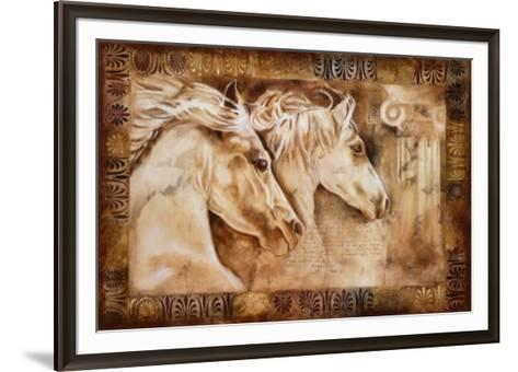 Messengers of Spirit-Annrika Mccavitt-Framed Art Print