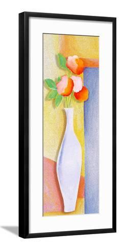 Hot and Cool IV-M^ Patrizia-Framed Art Print