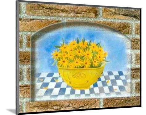 Rustic Bouquets I-C. Potter-Mounted Art Print