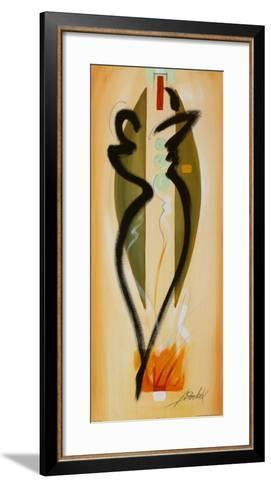 Force of Nature II-Alfred Gockel-Framed Art Print