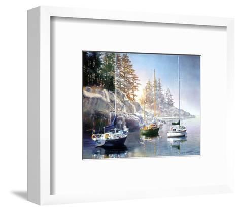 Morning's Promise-Kiff Holland-Framed Art Print