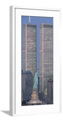 World Trade Center-Jerry Driendl-Framed Art Print