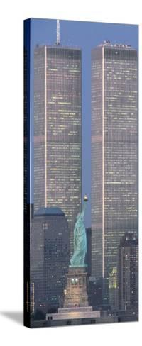 World Trade Center-Jerry Driendl-Stretched Canvas Print