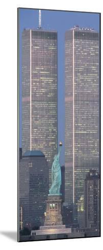 World Trade Center-Jerry Driendl-Mounted Art Print