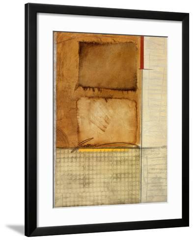 Semaphor II-Dex Verner-Framed Art Print