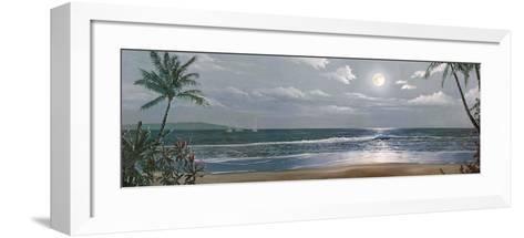 Moonlit Paradise II-Paul Geatches-Framed Art Print
