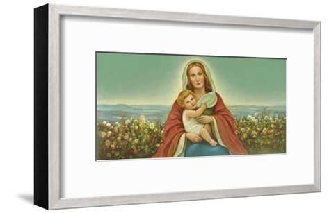 Madonna with Child-Donaldini-Framed Art Print