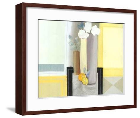 Variationen I-Juliane Jahn-Framed Art Print