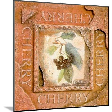 Old America Cherry-Peter Kelly-Mounted Art Print