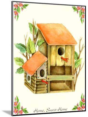 Home Sweet Home I-N^ Kenzo-Mounted Art Print