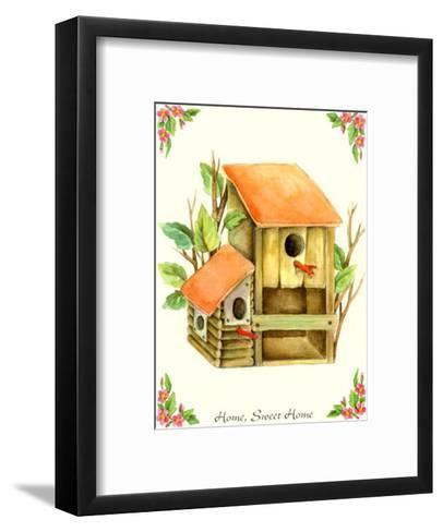 Home Sweet Home I-N^ Kenzo-Framed Art Print