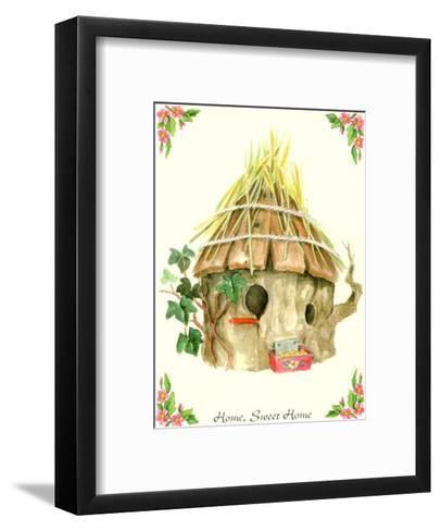 Home Sweet Home IV-N^ Kenzo-Framed Art Print