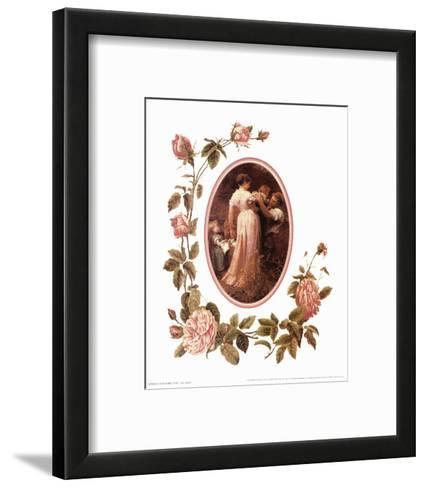 Mother Love I--Framed Art Print