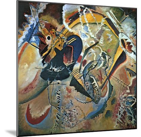 Improvisation No. 35-Wassily Kandinsky-Mounted Art Print