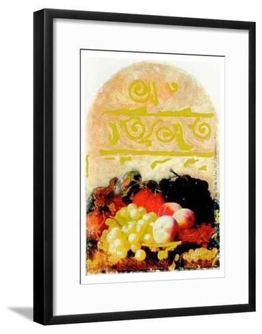 Hommage Aux Flamands IV-P^ Fox-Framed Art Print