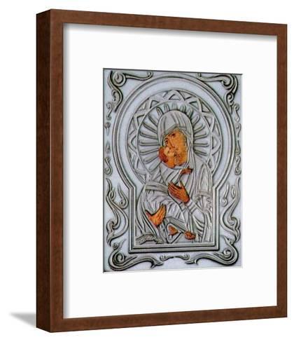 Holy Subject III--Framed Art Print