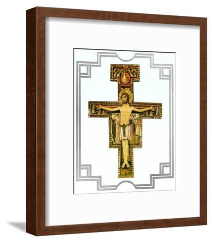 Holy Subject VI--Framed Art Print