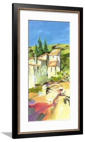 Sous le Ciel de Provence-G^ Lefranc-Framed Art Print