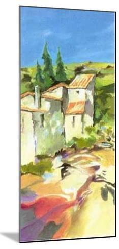 Sous le Ciel de Provence-G^ Lefranc-Mounted Art Print