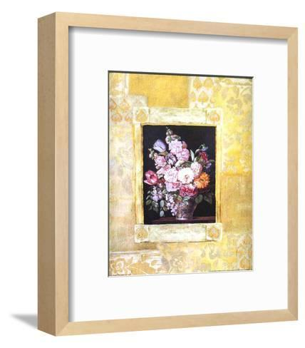 Enquadro III-F. Potter-Framed Art Print