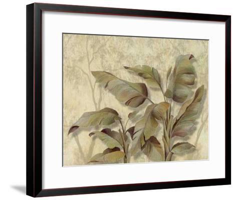 In the Greenhouse II-E^ Moroder-Framed Art Print