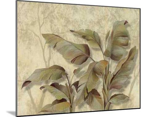In the Greenhouse II-E^ Moroder-Mounted Art Print