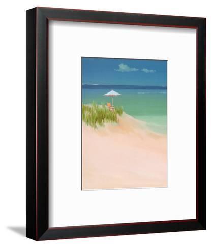 Rest Time I-A^ Spitz-Framed Art Print
