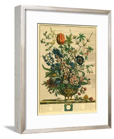 February-Robert Furber-Framed Art Print