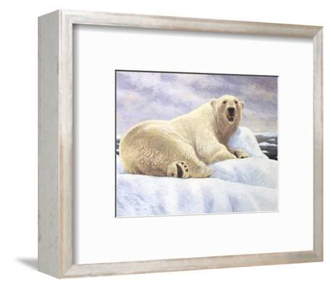 Ice Kingdom-Alan Sakhavarz-Framed Art Print