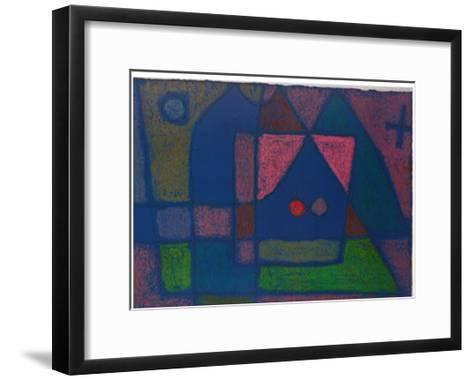 Camerett a Venezia, c.1933-Paul Klee-Framed Art Print