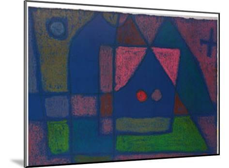 Camerett a Venezia, c.1933-Paul Klee-Mounted Art Print