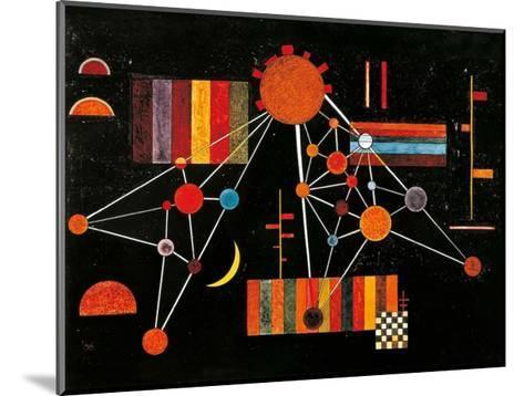 Geflecht von Oben no. 231, c.1927-Wassily Kandinsky-Mounted Art Print