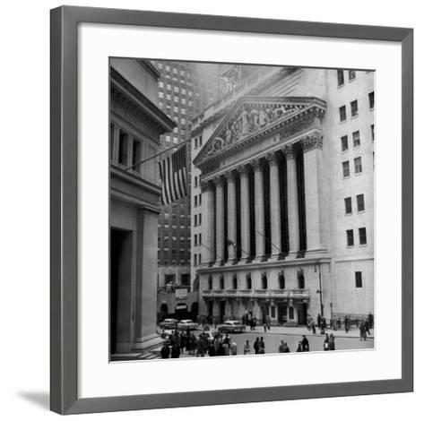 Bull Market--Framed Art Print