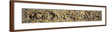 Number 10, 1949-Jackson Pollock-Framed Art Print