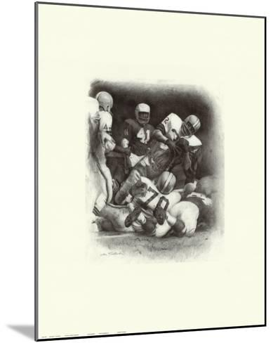 Jim Brown-Allen Friedlander-Mounted Art Print