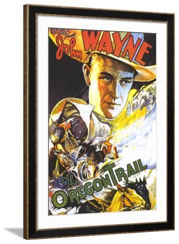 Oregon Trail--Framed Art Print