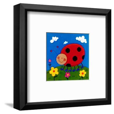 Mini Bugs IV-Sophie Harding-Framed Art Print