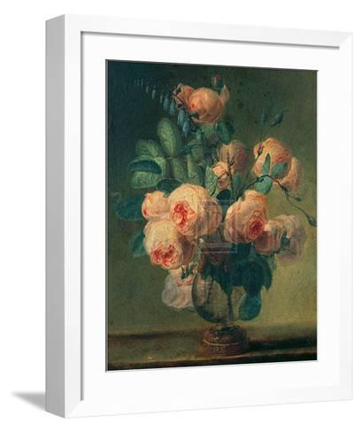Le Vase Fleuri Art Print By Pierre Joseph Redout Art