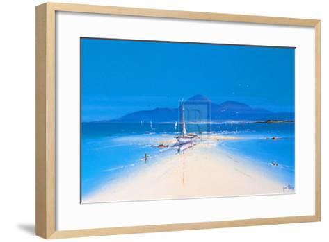 Mountains of Mourne-Gavin Fitzsimons-Framed Art Print