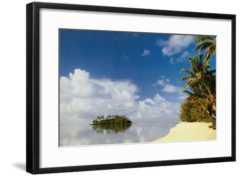 Raratonga II-Peter Adams-Framed Art Print